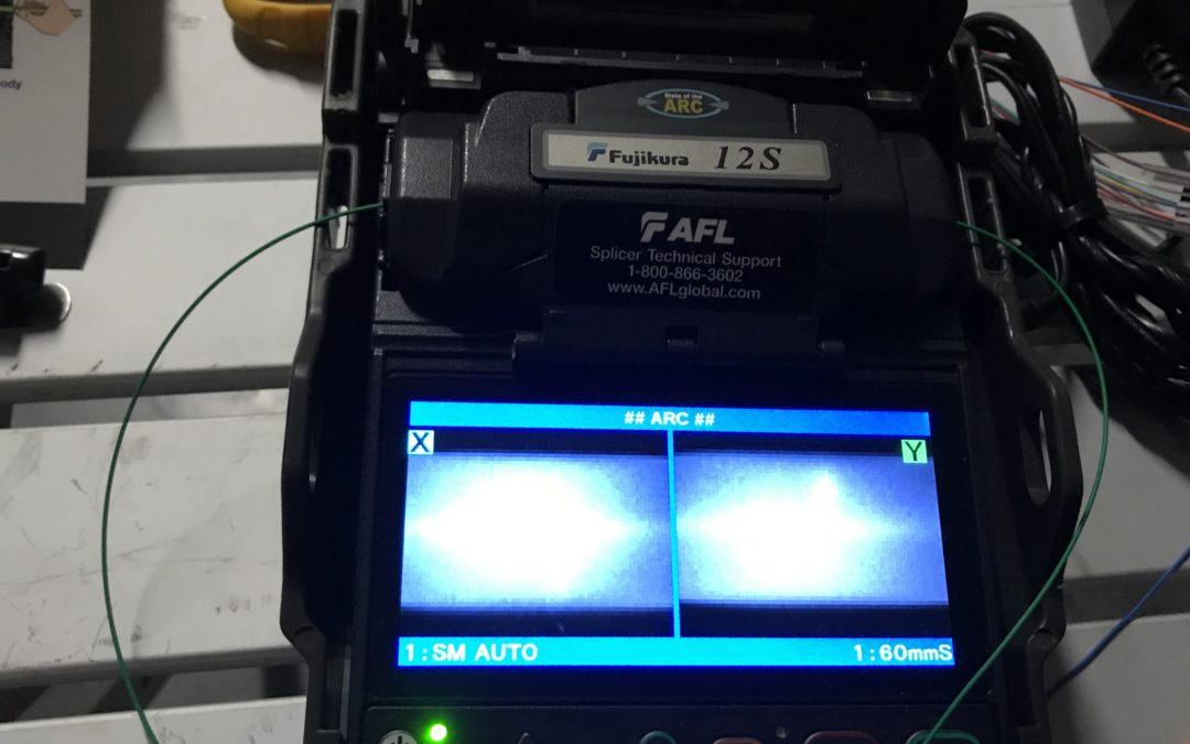Fiber Fusion Splicing