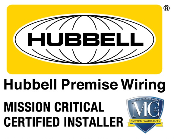 Hubbell Mision Critical Certified Installer